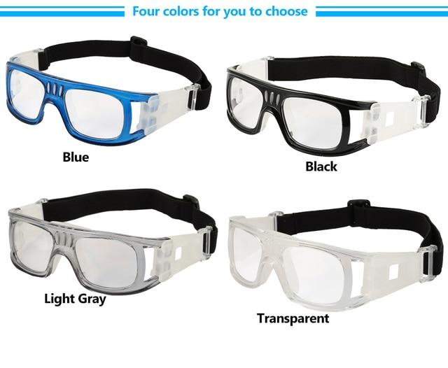 6af63940428 Basketball Protective Glasses Outdoor Sports Goggles Football Mirror  Male Men Children Sports Glasses Prescription Lenses