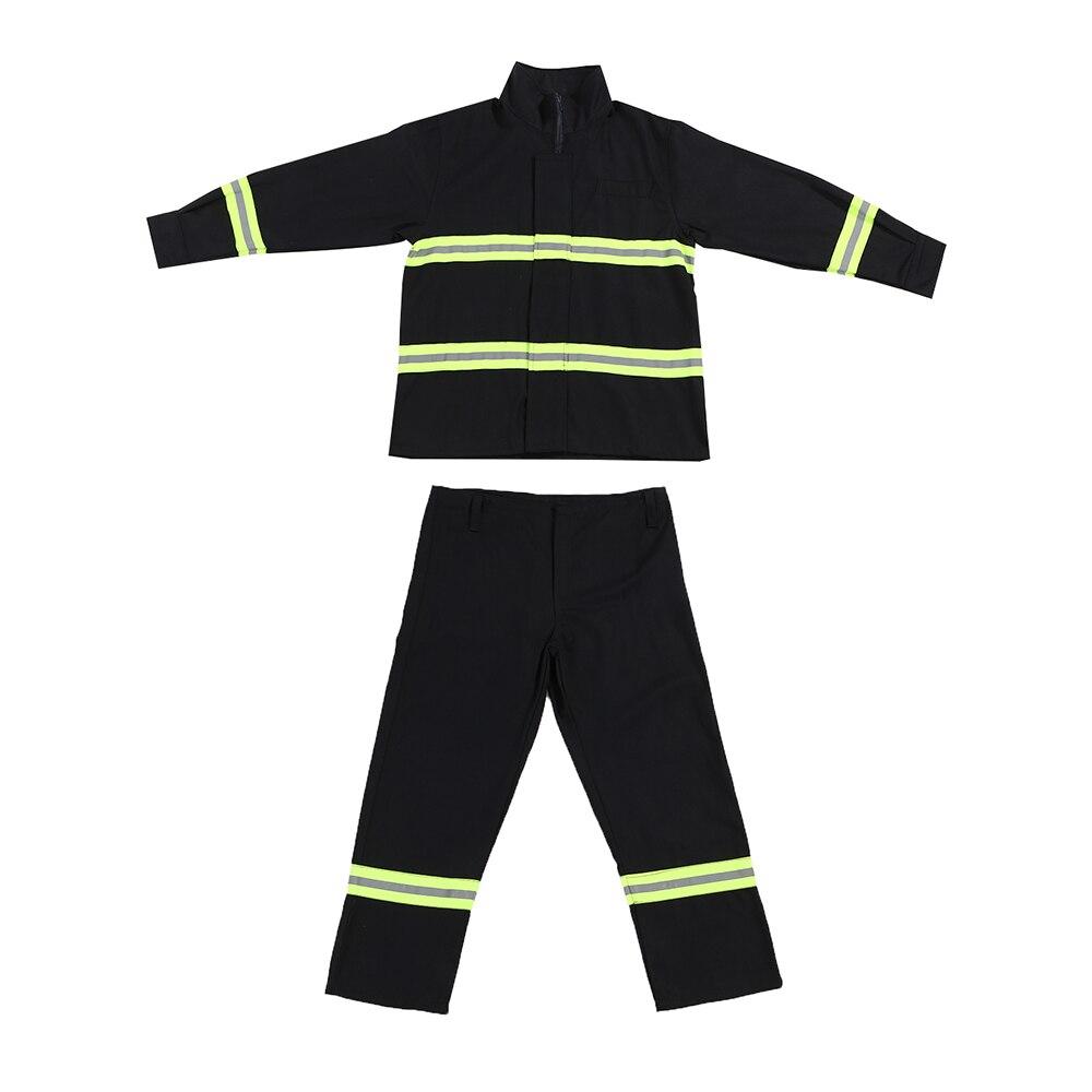 180cm Flame Retardant Clothing Fire Resistant Clothes Fireproof Waterproof Heatproof Fire Fighting Equipment