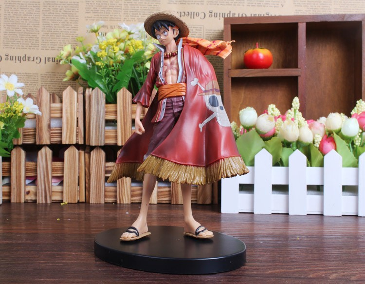 One Piece Luffy Action Figure Standing