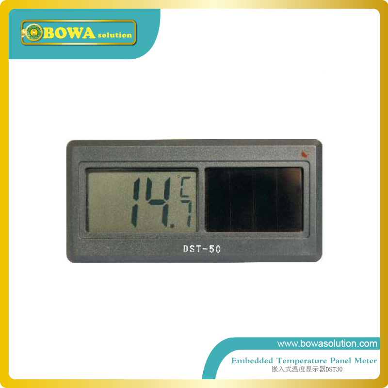 цены Embedded Temperature Panel Meter for water heater, solar water heater and water source heat pump water heater