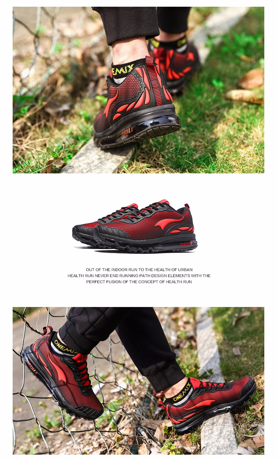 Brand Onemix Running Shoes Men Sneakers Women Sport Shoes Athletic Zapatillas Outdoor Breathable Original For Hombre Mujer 11 7