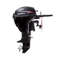 Hidea Electric Start Boat Motor 4 Stroke 9.9HP Short Shaft Outboards For Sale