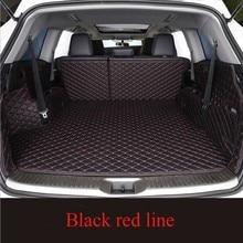 For Mercedes Benz E 2009-2016 2017-2019 Car Floor Trunk Carpet Rugs Mats Waterproof Automobile Accessories Custom Cargo Liner цены онлайн