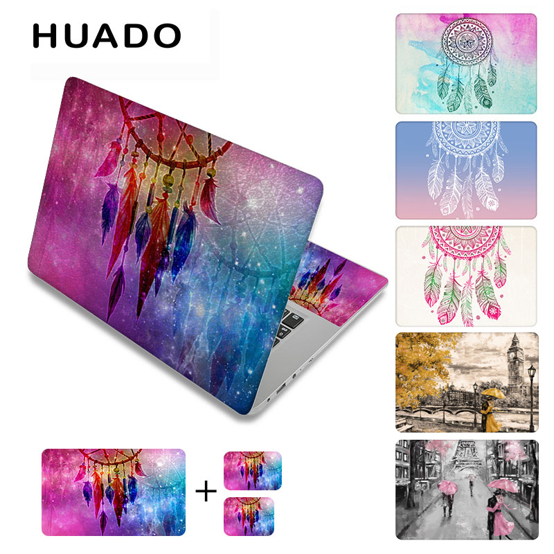 Notebook skin for 17inch computer stickers 12