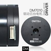 DM7010 7015 драйвер gimbal Бесщеточный сервопривод двигатель для arm робот и gimbal foc контроллер
