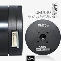 DM7010 7015 driver gimbal brushless servo motor for arm robot and gimbal foc controller
