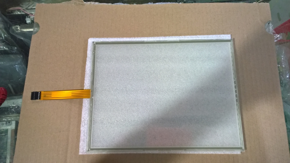New Touch Screen only Touch  & Touch Glass for Panel MP-3435