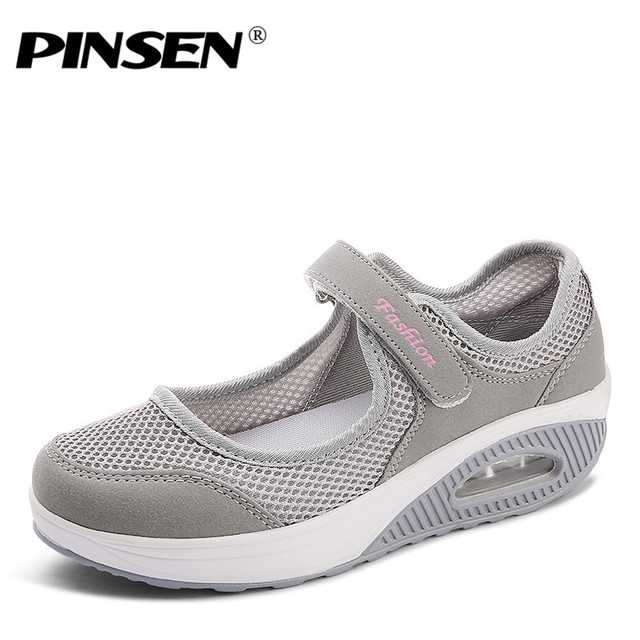 Women's Breathable Mesh Casual Shoe