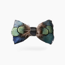 Men ties Hand-stitched feather cortex bow tie Butterfly Bowtie Wedding Groom neck tie gifts for men Men's suits accessories 2019 fashion bow ties for groom men butterfly colorful bowtie creative feather decor bowtie men s suit s accessories