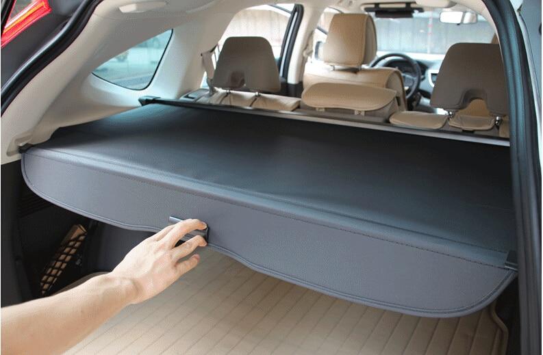 Black rear cargo cover trunk shade security shield For Honda CRV CR V 2012 2013 2014 2015-in ...