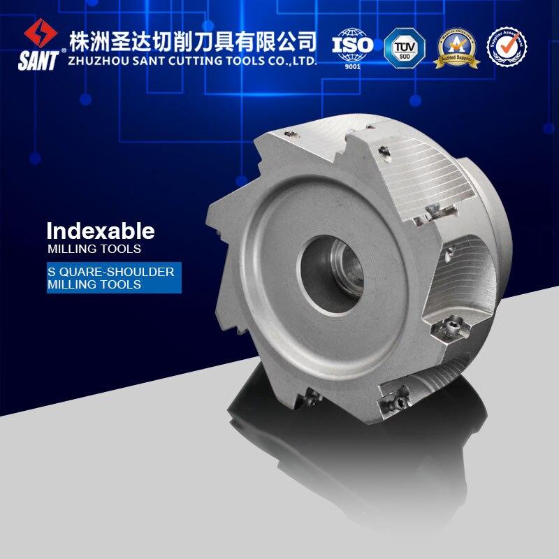 Здесь продается  PROMOTION milling cutter EMP02-080-A27-AP11-08 with diameter 80mm Manufaturer  Инструменты