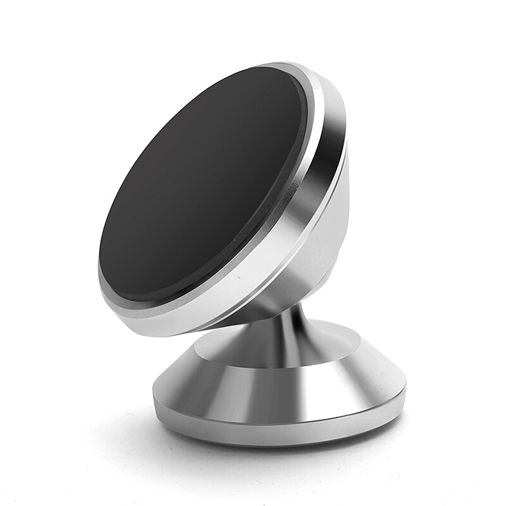 Mount Magnet Car Air Vent Mobile Phone Holder for iPhone Samsung Magnetic 360 Degree Stand Holder on Xiaomi Pocophone F1 Huawei