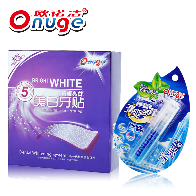 ФОТО We shine bright white teeth cleaning whitening refreshing breath spray
