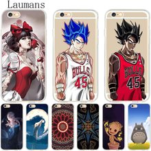 Laumans Dragon Ball Venom принцессы мягкий чехол coque для Apple iPhone 7 Plus Cat Чехол для iPhone X чехол для телефона основа кожи Etui(China)