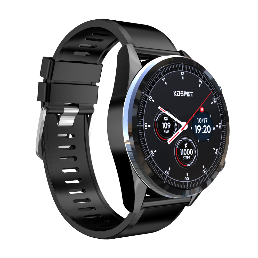 MT6739 Kospet Hope 4G Android7.1.1 3GB 32GB 1.39 Business Smart Watch with AMOLED WIFI GPS GLONASS 8.0MP for Men and Women 31