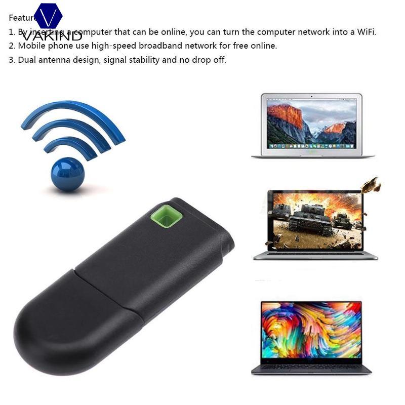 Amplificador De Señal Inalambrica De Internet Para Computadora Tableta Telefono