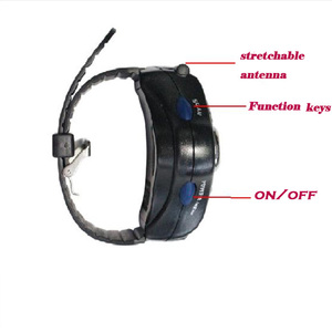 Image 4 - 1 Pair Wrist Watch Digital Wrist Watch Freetalker RD 820 Walkie Talkie Ham Radio Interphone 2 Way Radio With VOX Operation