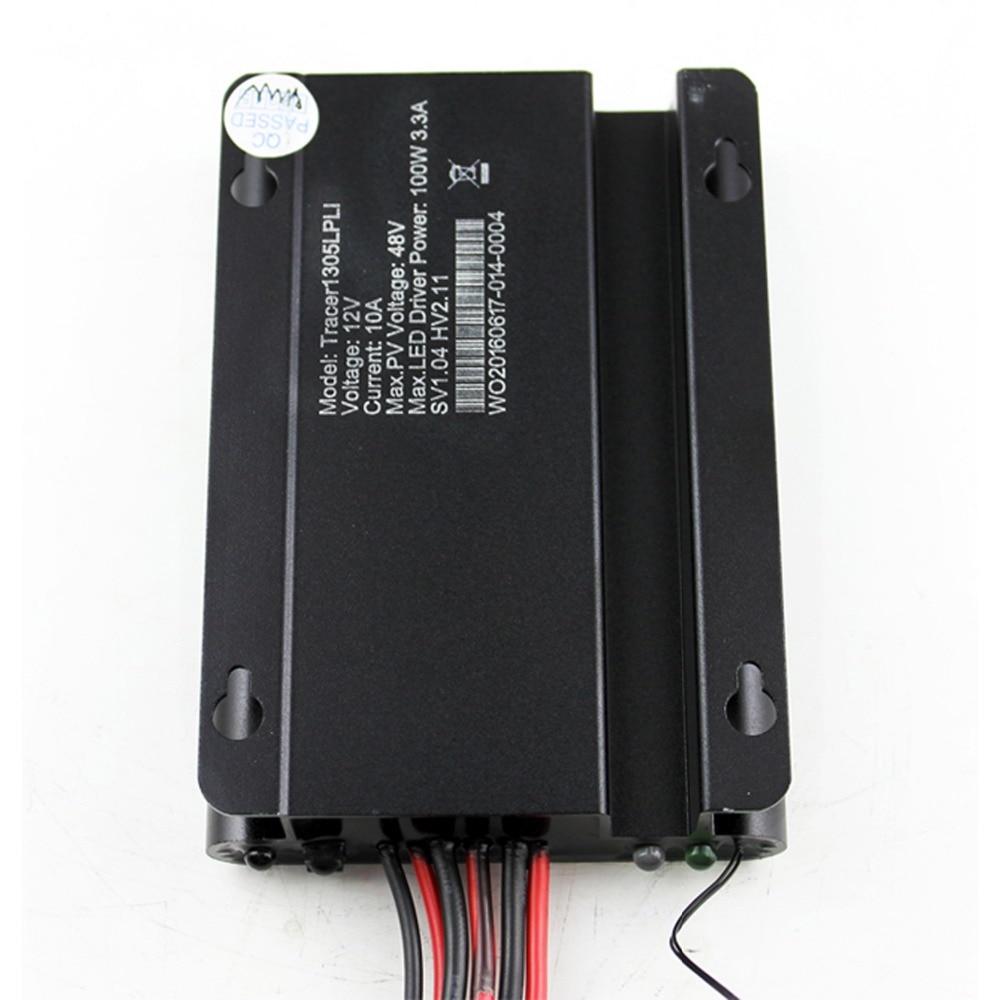 EPSOLAR Tracer1305LPLI 10A 12 V Lithium-Batterie MPPT Solarladeregler integrierte konstantstrom Led-treiber IP68 controller