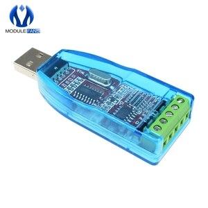 Image 4 - Convertidor Industrial USB A RS485, protección mejorada, convertidor RS485, compatibilidad V2.0, módulo de placa de conector estándar RS 485 A