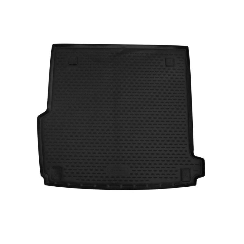 Rubber Rear Trunk Cover Cargo Liner Trunk Tray Floor Mats For MERCEDES E-CLASS W213 E200 E300 E320 4MATIC 2016 Carpet Liner Mats цены онлайн