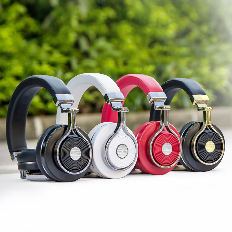 16bdeb03a43 Original Bluedio T3 wireless stereo headphones portable bluetooth headset  with microphone for Iphone Samsung Xiaomi phone music-in Earphones &  Headphones ...