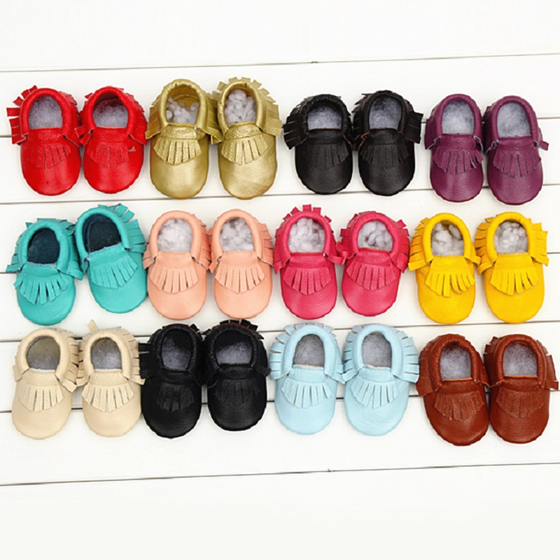 Genuine-Leather-Baby-moccasins-soft-baby-shoes-First-Walkers-indoor-Infant-bow-fringe-Toddler-Shoes-free-shipping-3