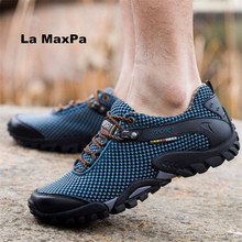 Brand sneakers men Oxford men running shoes for men Flywire Platform sport shoes men Walking Trainers size 39-44 zapatos hombre