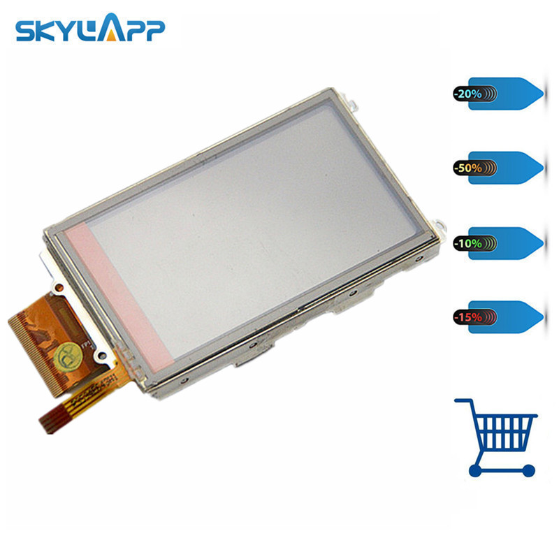 Skylarpu 3 inch LCD screen for GARMIN COLORADO 400c GPS display Screen with Touch screen Repair replacement Free shipping стоимость