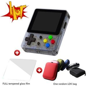 Image 3 - حزمة كبيرة وحدة تحكم مفتوحة المصدر لعبة LDK شاشة 2.6 بوصة وحدة تحكم ألعاب صغيرة محمولة باليد للأطفال والأسرة
