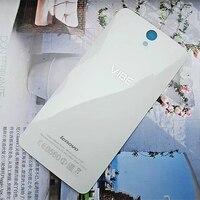 Official Back Battery Cover For Lenovo Vibe S1 A40 S1a40 Original Tempered Glass Case For Lenovo