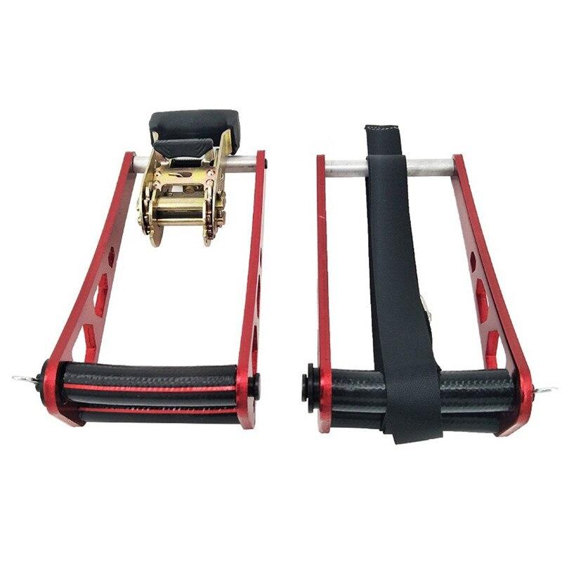 Accessoires de tir à l'arc équipement de Maintenance de l'arc composé presse à l'arc et supports à quatre membres paquet