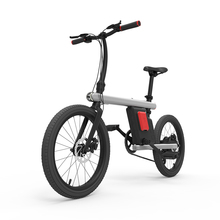 20inch Electrical metropolis bike 36V lithium battery   fold electrical bicycle pace model 250w motor Pure electrical driving ebike
