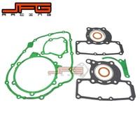 Motorcycle Complete Engine Cylinder Cover Overhaul Pad Gasket Set For Honda VT250 VT 250 VTZ250 VTZ