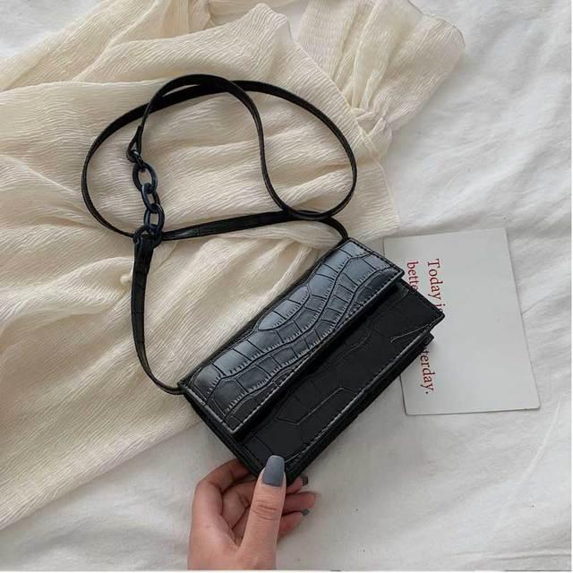 Pu Leather Crossbody Bags...