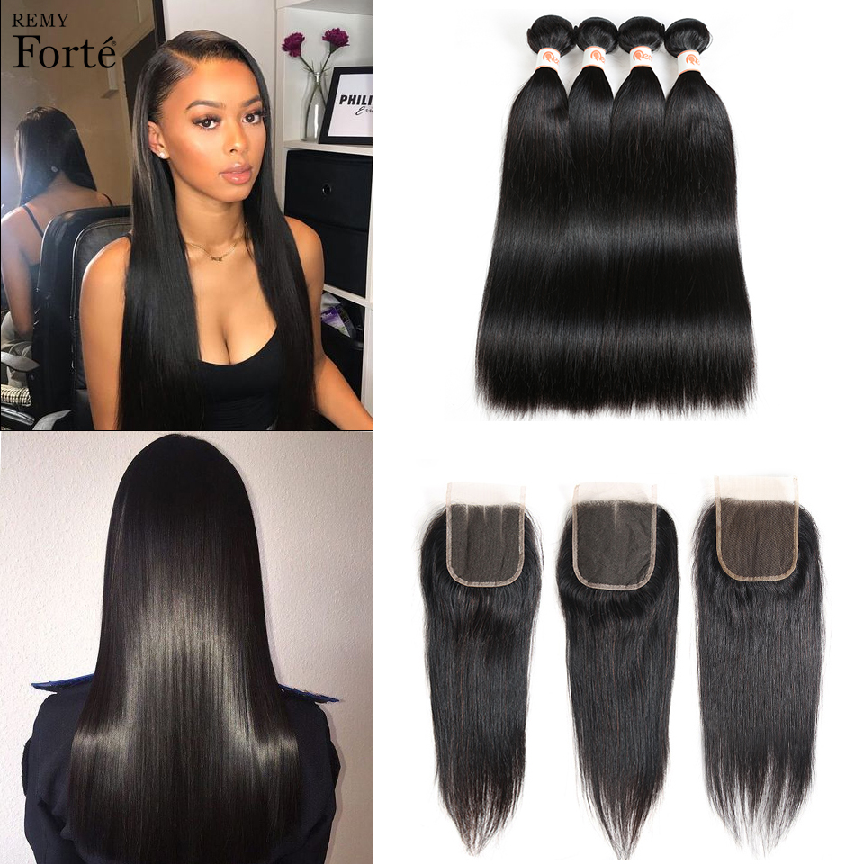 3/4 Bundles Punctual Qt Hair Peruvian Straight Hair Weave 3 Bundles 100% Human Hair Weave Non-remy Black Color Peruvian Hair Bundles Fast Ship
