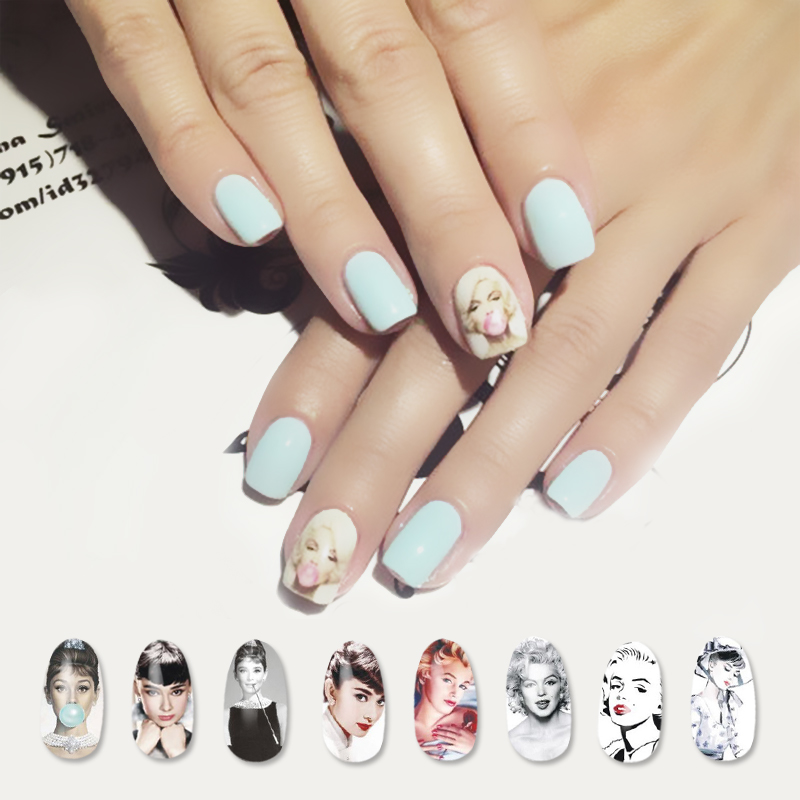 Marilyn Monroe Nails | Best Nail Designs 2018