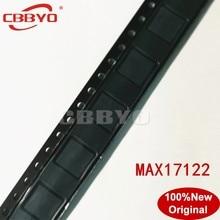 2pcs 100% Novo MAX17122ETL + T MAX17122E MAX17122 QFN-40