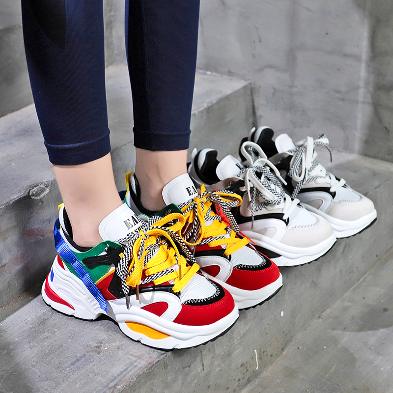 zapatillas walking