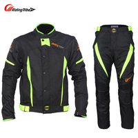Riding Tribe Motocycle Clothes Jackets Pants Men Moto Racing Cycling Suit Waterproof Antifouling Summer Winter Rider Clothing