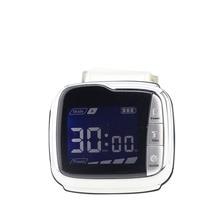 цены на Home laser glucose monitor wrist cold laser blood pressure treatment watchrh,initis treatment  в интернет-магазинах