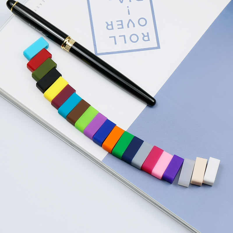 5pcs silicone bezel strap loop for Swatch watch activity buckle rubber strap loop 12mm14mm16mm18mm19mm20mm22mm24mm26mm28mm30mm
