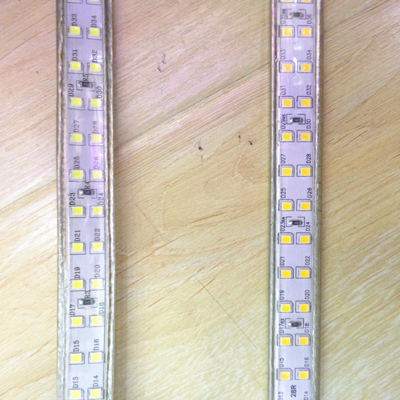 New Design Ultra Super Bright Tape IP65 180led m Double Row LED Strip Light 2835 SMD