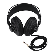 SAMSON SR850 profesjonalne studio referencyjne monitorowanie słuchawek dynamiczny zestaw słuchawkowy półotwarta konstrukcja