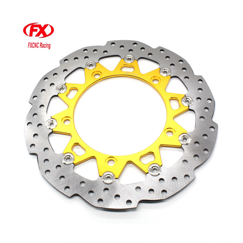 FX CNC Motorcycle Brake Disks Front Brake Disc Rotor For Honda CB190R Motorbike Front Brake Disc Rotor 320mm floating motorcycle brake disc disks rotor for ktm duke 125 200 390 duke 2013 2016 motorbike front brake disc disks