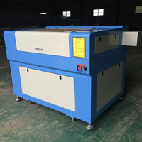 Advertising Laser Cut and Engrave purpose 6090 Laser cutting machine 960 acrylic cut machine