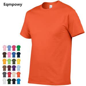 Eqmpowy 2018 T shirt 100% cotton t-shirt men tee shirt
