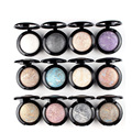1PCS Quality 12 Color Professional Single Color eyeshadow palette makeup matte Make Up Glitter eyeshadow 0300