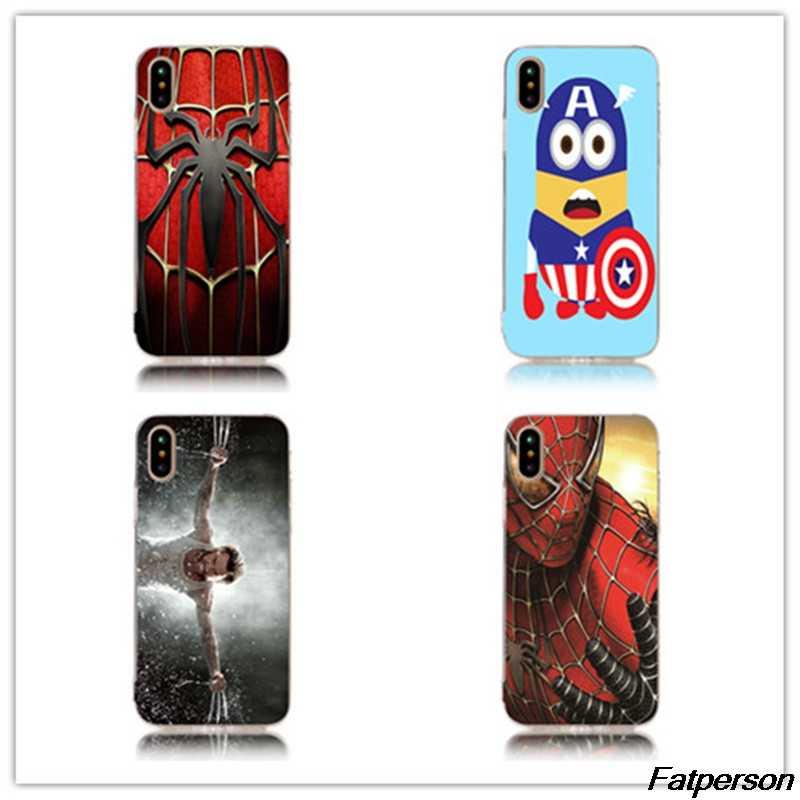 coque spiderman iphone 7 plus