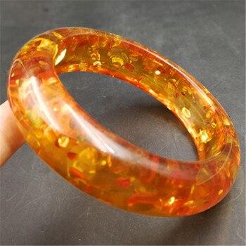 Bracelet Jonc Ambre