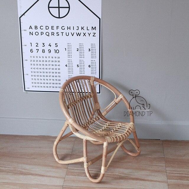 Children's Rattan Chair  5